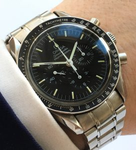 Tritium Omega Speedmaster Moonwatch