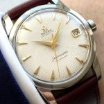 a1963 omega seamaster automatic linen dial (1)