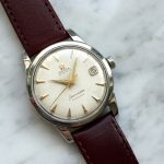 a1963 omega seamaster automatic linen dial (2)