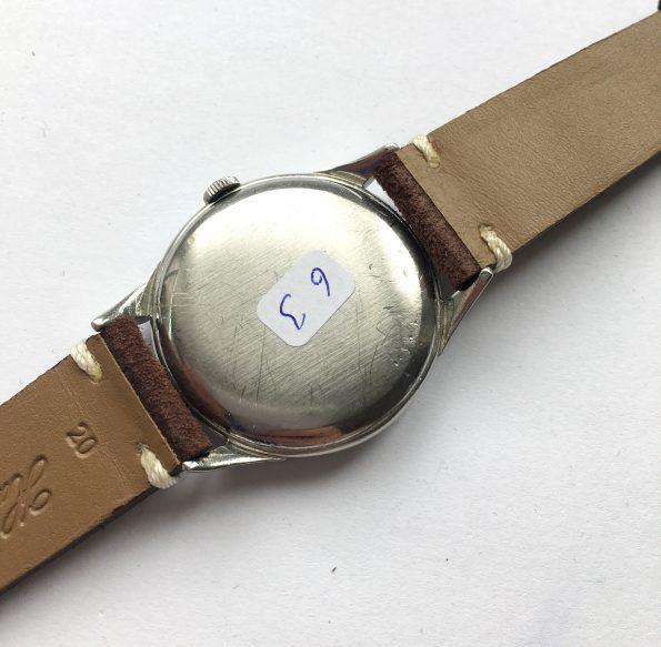 Serviced Omega SCARAB 38mm Oversize Jumbo Vintage Linen Dial