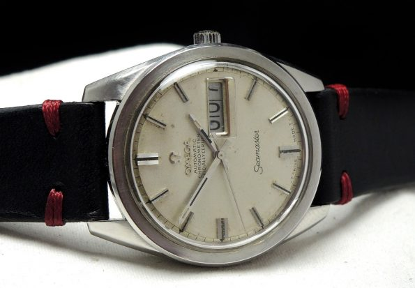 Servicieter Omega SEAMASTER CHRONOMETER 36mm Day Date Automatic