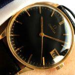 a1986 omega gold black dial (1)