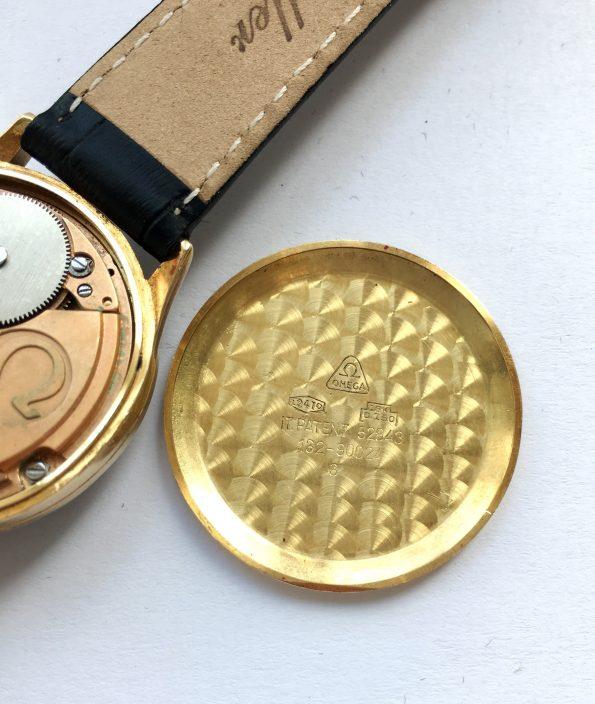Restored 31mm Omega Vintage Lady Ladies Gold Watch