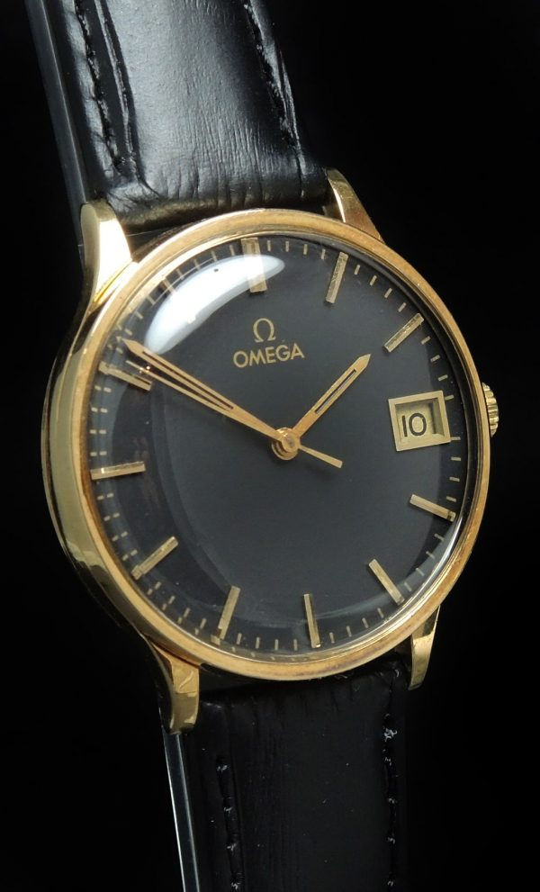 Restored 31mm Omega Vintage Lady Ladies Gold Watch