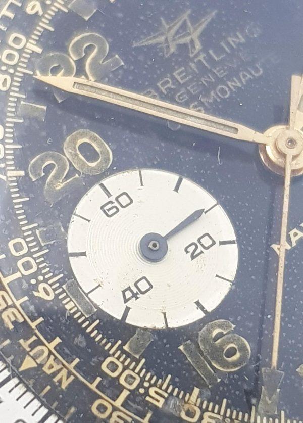 Vintage Breitling Navitimer 809 Cosmonaute