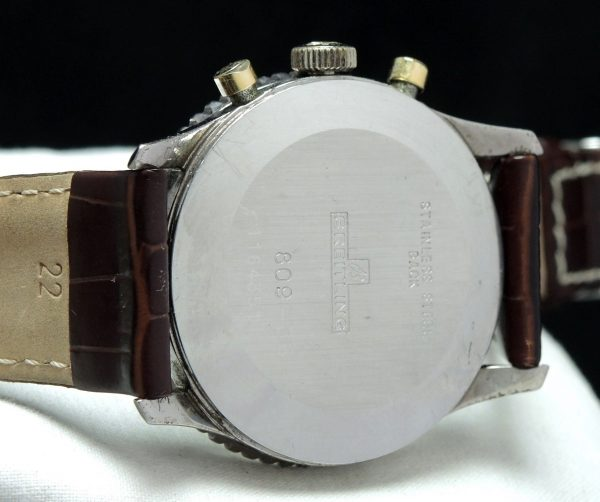 Superrare Breitling Navitimer Cosmonaute Vintage