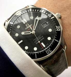 Omega Seamaster Professional Diver Automatik 41mm Co Axial