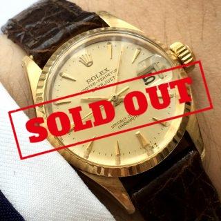 a2051 Rolex damen gold (1)