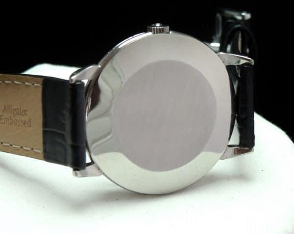 Interesting 35mm Omega Bumper Steel Automatic