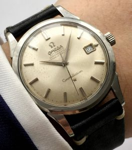 37mm Oversize Jumbo Omega Constellation Automatic Vintage