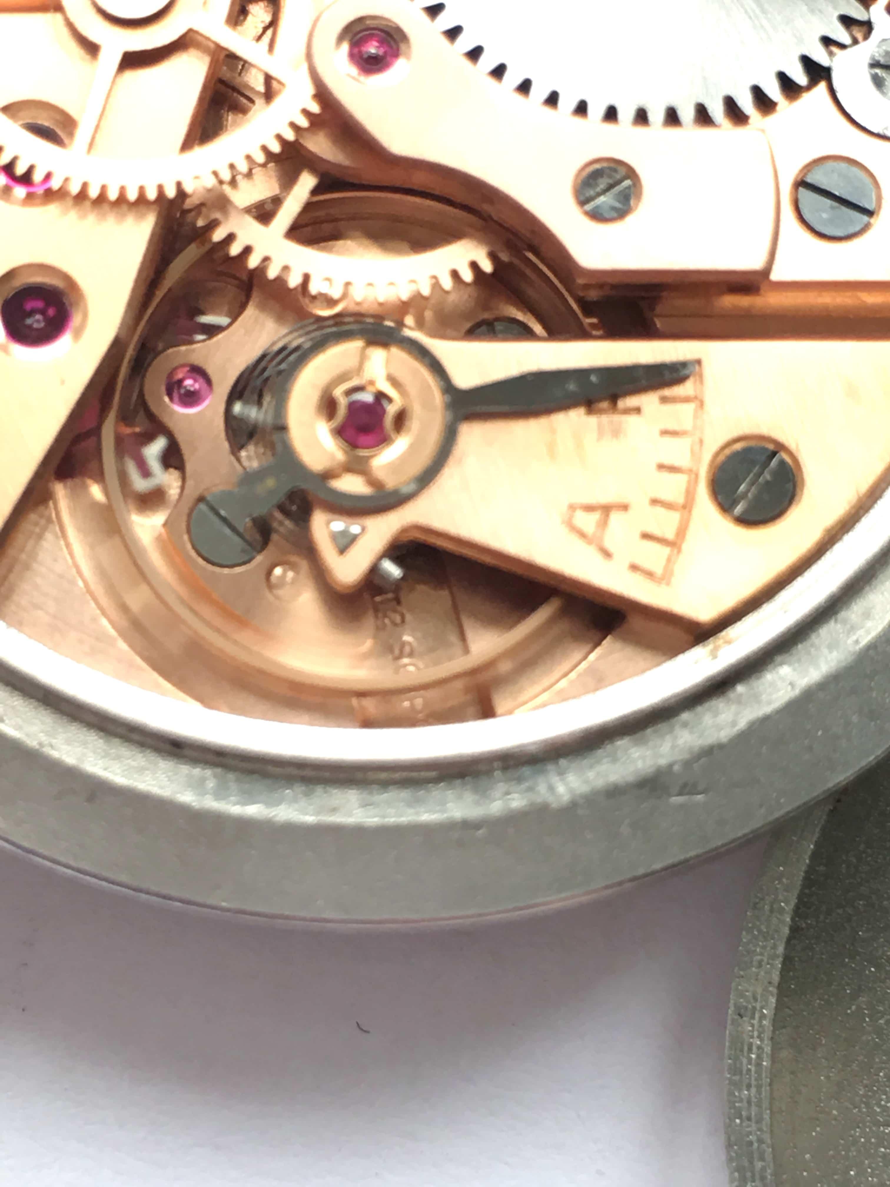 Scientific 38mm Vintage Oversize Jumbo Omega 30t2