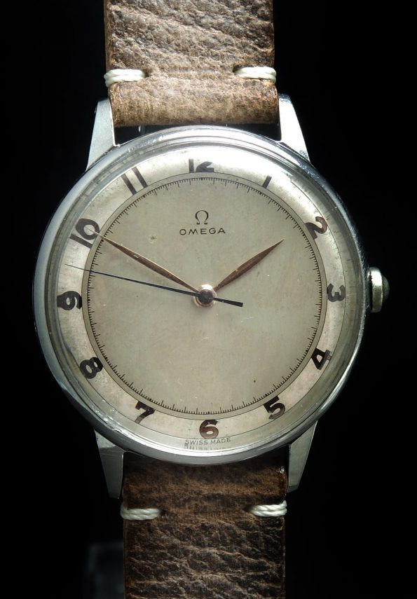Scientific 38mm Vintage Oversize Jumbo Omega 30t2