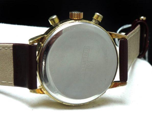 Servicierte Breitling Top Time Reverse Panda dial