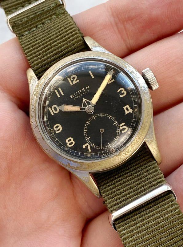 Vintage Buren Military WWW Dirty Dozen RAF ww2