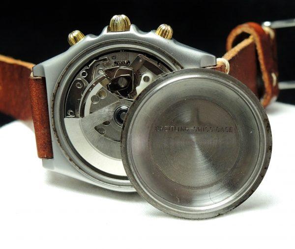 Serviced Breitling Chronomat Vintage Automatic