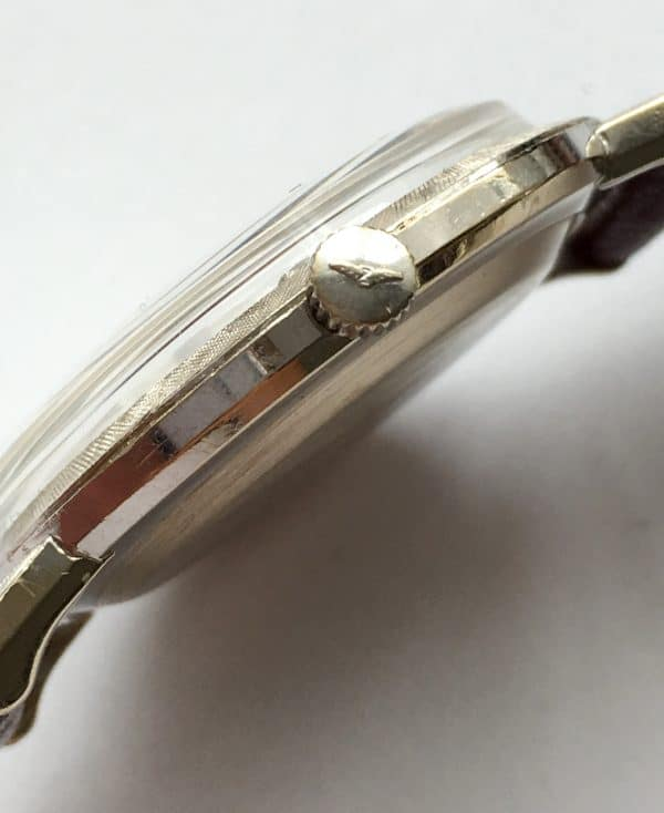 Galaxy Mystery Diamond Dial Longines Weissgoldgehäuse