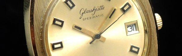 Vintage Glashütte GUB Spezimatic