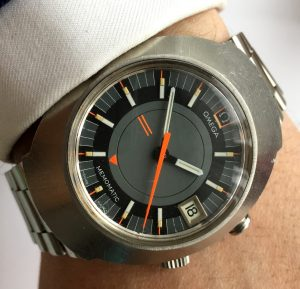 Top Omega Vintage Memomatic Automatic