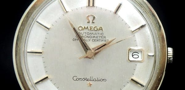 Serviced Wonderful Omega Constellation Automatic 36mm