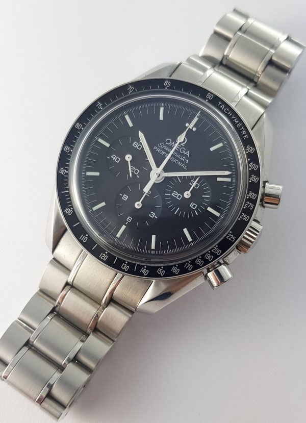 Omega Speedmaster Professional Moonwatch Full Set