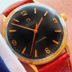 a2160 omega seamaster vergoldet schwarz (1)