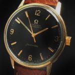 a2160 omega seamaster vergoldet schwarz (5)