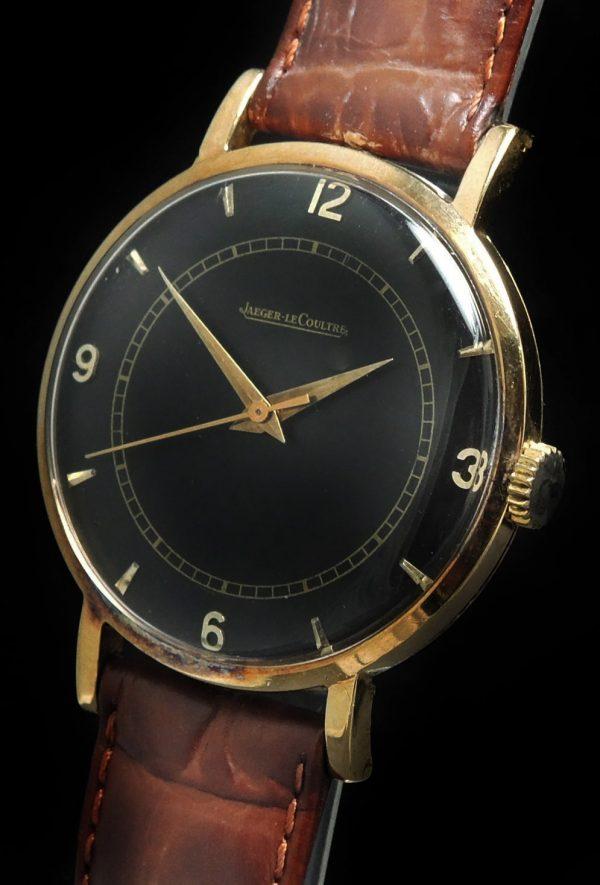 36mm Jaeger LeCoultre 18 carat Solid Gold Vintage