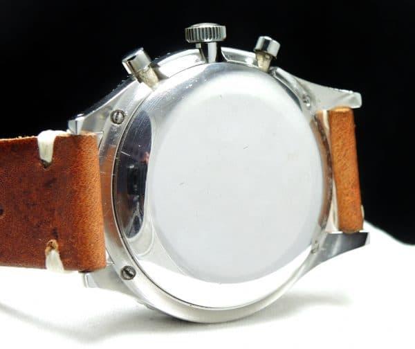 Vintage Heuer Bundeswehr Flieger Chronograph