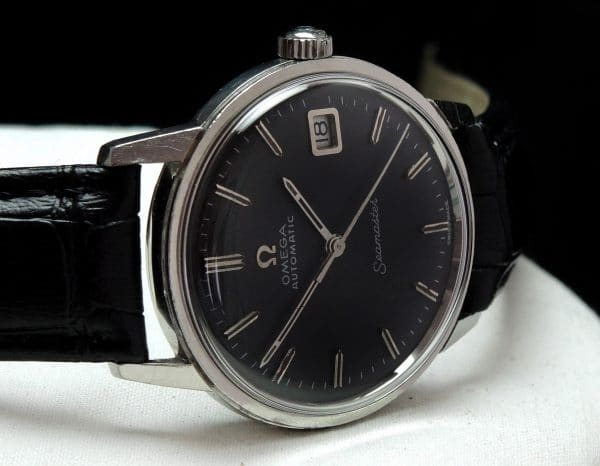 Serviced Omega Seamaster Automatic Date