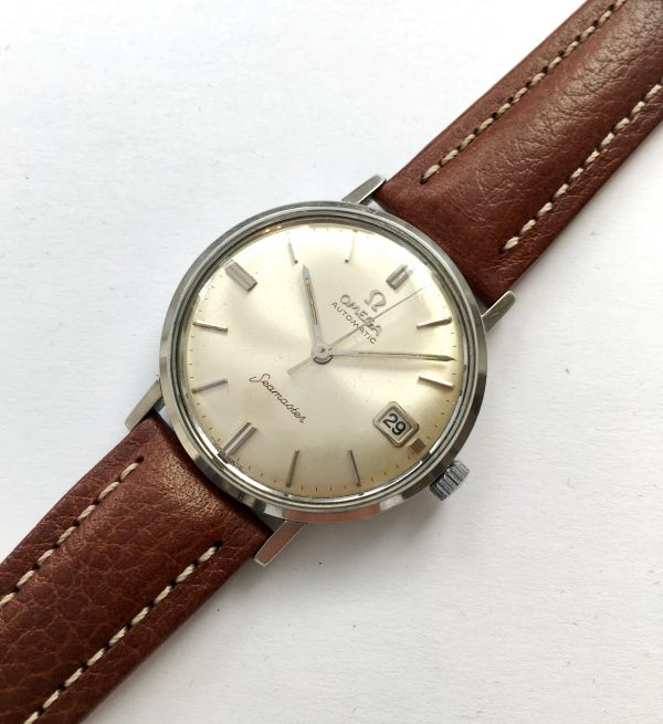 Vintage Monobloc Seamaster Date