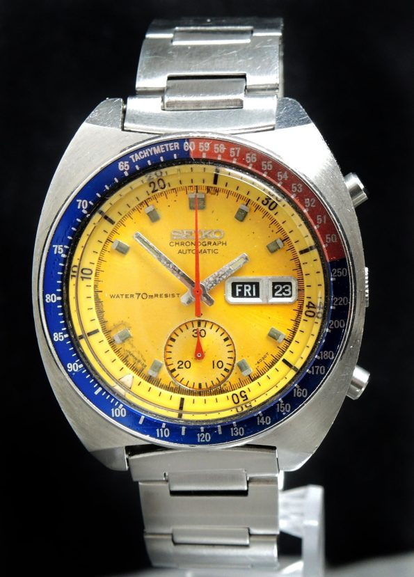 Seiko Pepsi Pogue Automatic 6139-6001