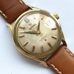 a2266 omega constellation gold cream dial (10)