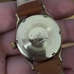 a2266 omega constellation gold cream dial (19)