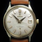 a2266 omega constellation gold cream dial (8)