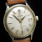 a2266 omega constellation gold cream dial (9)