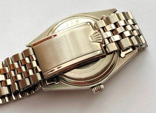 Restored Rolex Datejust 36mm Steel Jubilee Strap