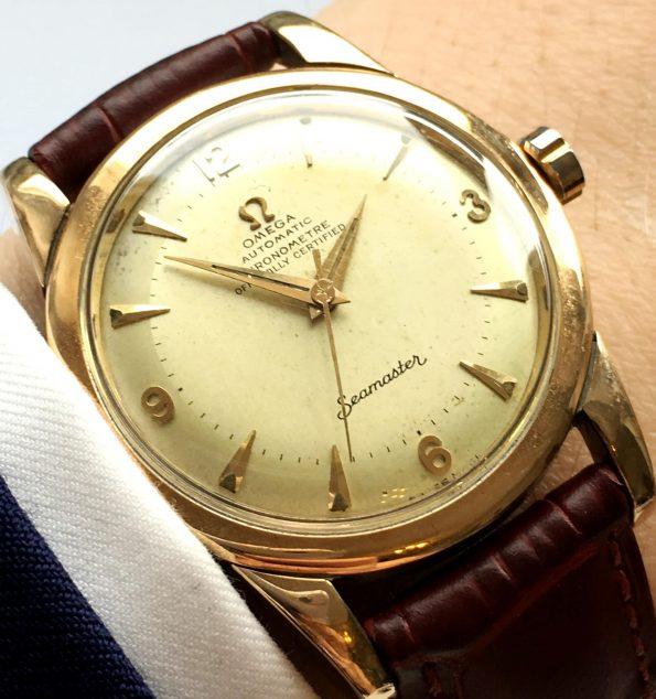 Extremely Rare Omega Seamaster Chronometer Ref 2577