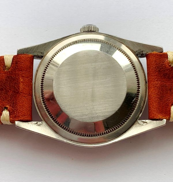 Original Rolex Explorer Saphir glas 1998 ref 14270 Steel