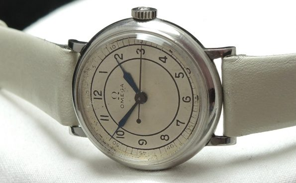 Serviced Vintage Omega Ladies Sector Dial