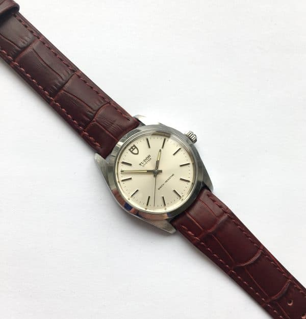 Great Vintage Tudor Oyster Steel 35mm