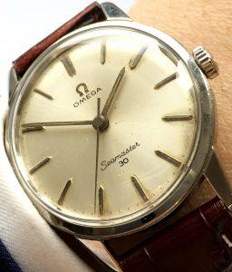 [:en]Serviced Vintage Handwinding Omega Seamaster 30[:de]Servicierte Vintage Omega Seamaster 30 Cal 286[:]