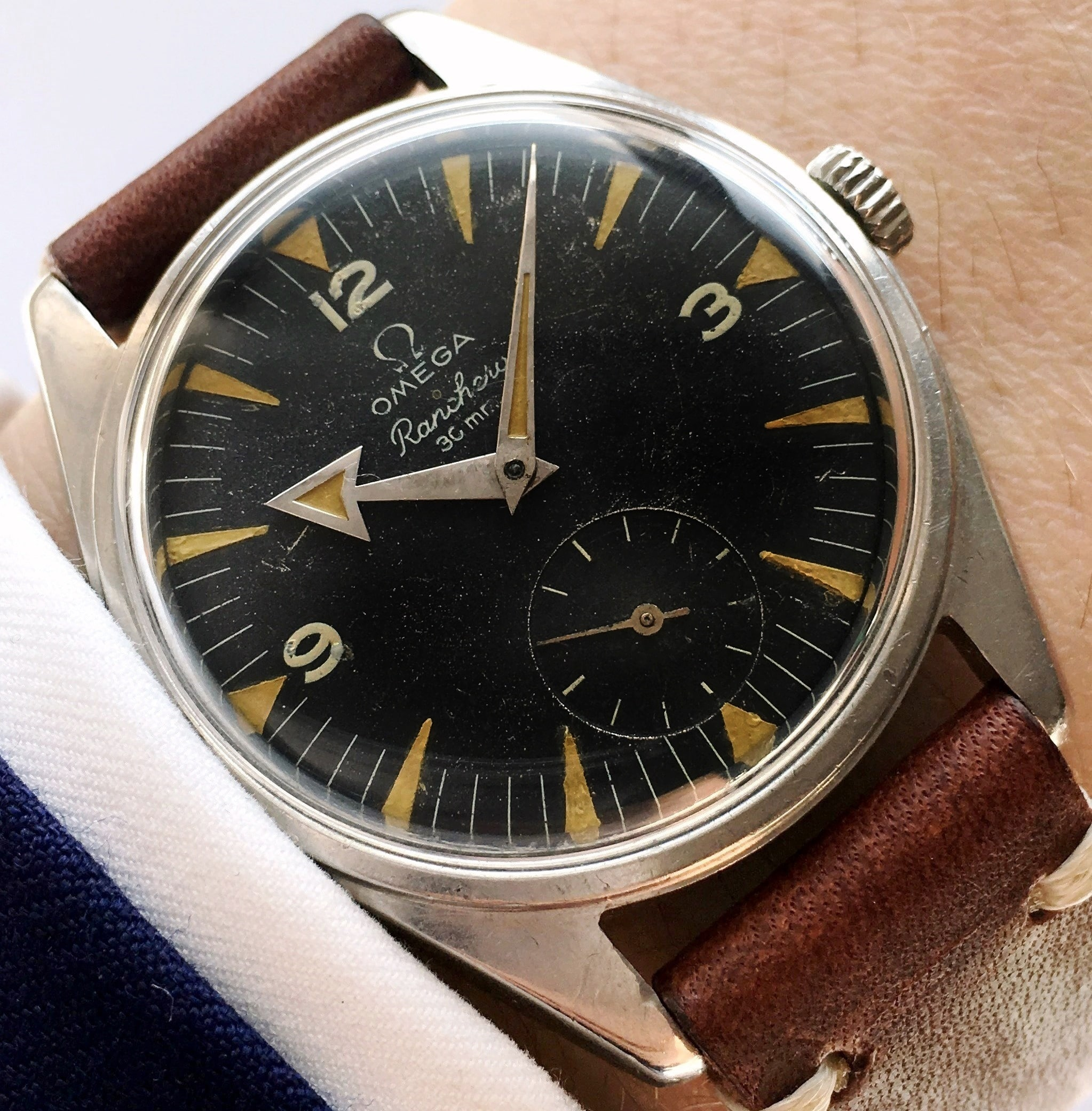 WITH EXTRACT Seltene Omega Ranchero Vintage Broad Arrow