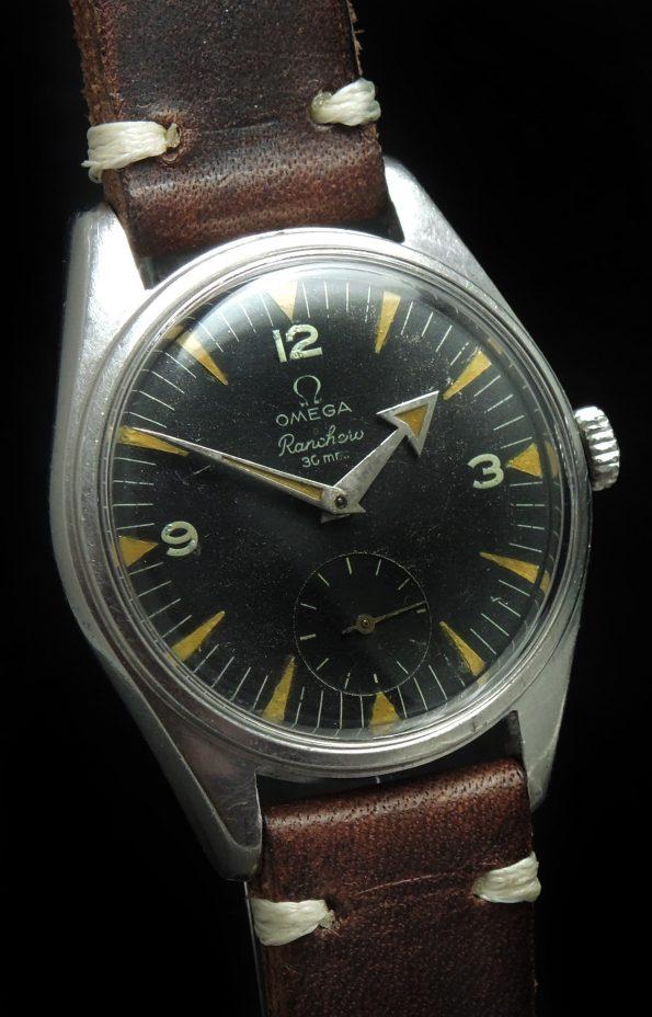 Seltene Unrestaurierte Omega Ranchero Vintage Broad Arrow