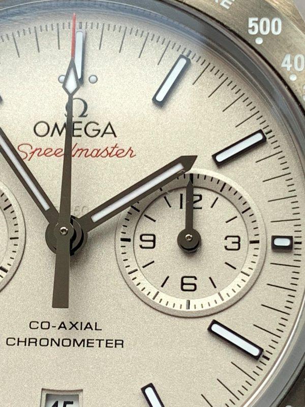 Omega Speedmaster Moonwatch Grey Side of the Moon Full Set