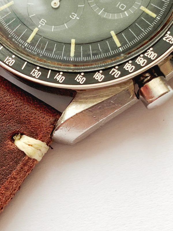 Unpolished Omega Speedmaster Vintage Moonwatch cal 861 1971