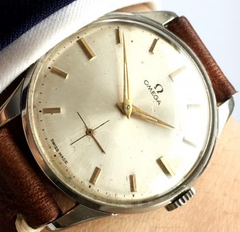 Serviced 36mm Vintage Omega Handwinding Watch