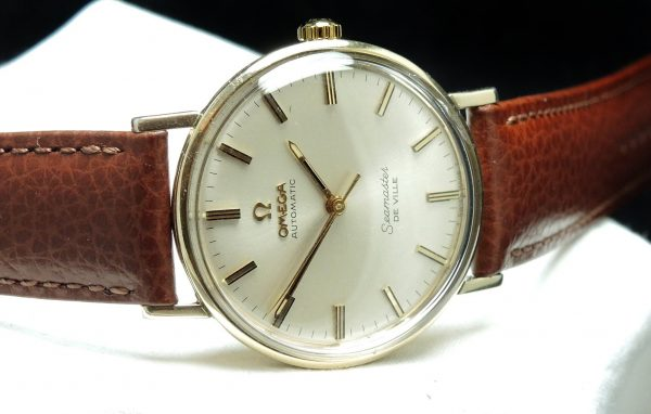 Great Omega Seamaster De Ville Vintage Automatic