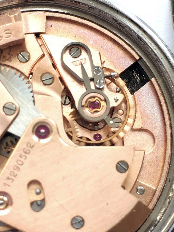 Stunning Quarter Arabic dial Omega Constellation