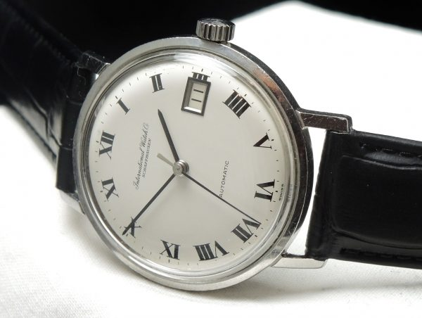 IWC Automatic Vintage Roman Dial