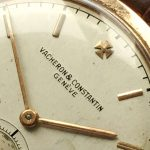 Rare Vacheron Constantin 36mm Calatrava Solid Pink Gold